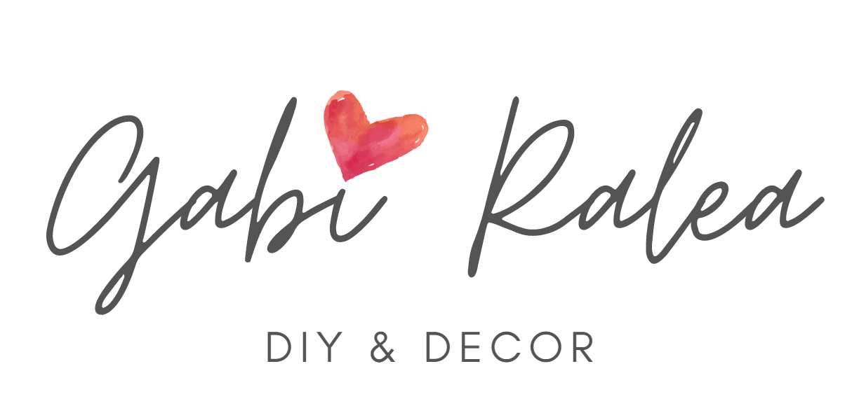 Gabi Ralea DIY Decor