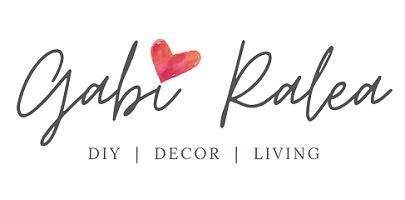 Gabi Ralea | DIY | Decor | Living